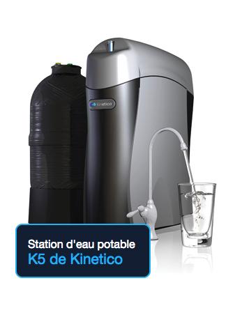 Purital - Traitement d'eau résidentiel - Osmose inversée